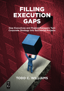 Filling Execution Gaps Book Cover