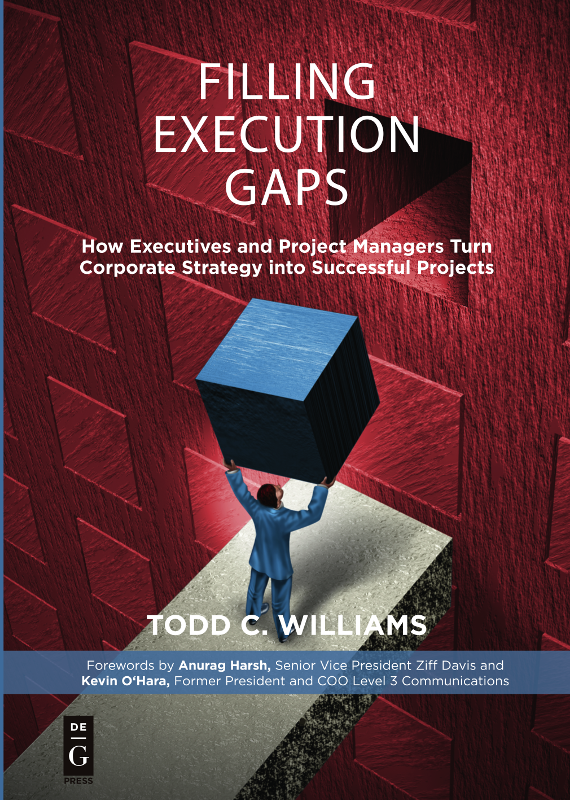 Filling Execution Gaps Front Cover